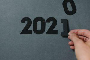 2020 回顧 - 2020 到 2021